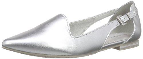 Marco Silber Ballerinaer Tozzi Sølv sølv 941 24233 Lukket Kvinners 6YFB6nraq