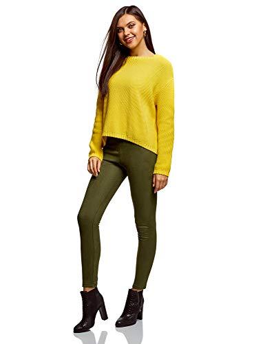 oodji Ultra Femme Legging en Suédine