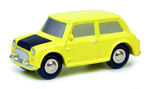 Mini Piccolo - Schuco Piccolo 450133700 Mini Mr. B,Yellow 450133700 Piccolo Model Car