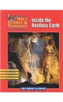Inside the Restless Earth (Holt Science & Technology, Short Course F)