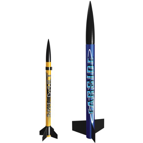 - Estes 1475 Solar Scouts Flying Model Rocket Launch, Pack of 2
