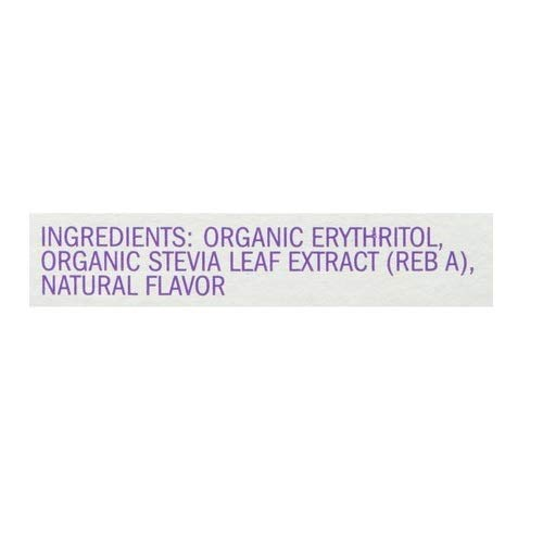 Pyure Organic Stevia Sweetener Packets, 0 Calorie, Sugar Substitute, 80 Count by Pyure (Image #4)