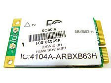 (Compaq Presario V6000 Wireless LAN card - T60H976.06)