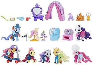 My Little Pony Exclusive School of Friendship Collection for sale  Delivered anywhere in USA