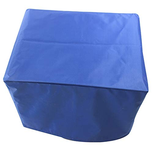 Patio Furniture Table Cover Furniture Cover Patio Chair Dustproof Equipment Machine Waterproof Cover Durable Oxford Fabric, Size Customized (Size : 250X250X90CM)