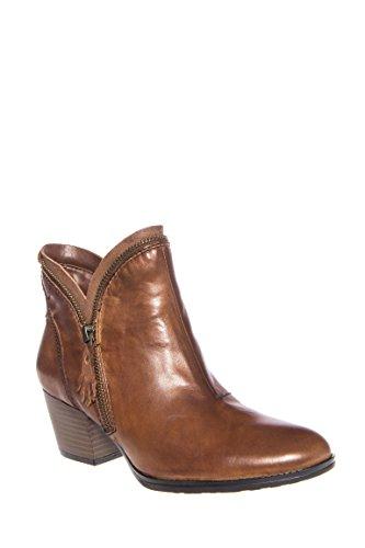 Almond Calf Footwear - 1