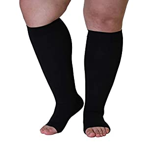 Mojo Opaque Compression Socks