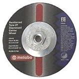 Metabo - 4'' x 3/32'' x 5/8'' Grinding Wheel Aluminum