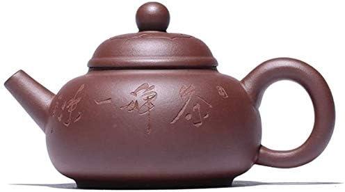 Waterkoker Koffiepot, theepot Paarse Klei modder Pot Thee en Zen Thee blindelings Locomotief semi-Handleiding Pot theepot Thee Sets