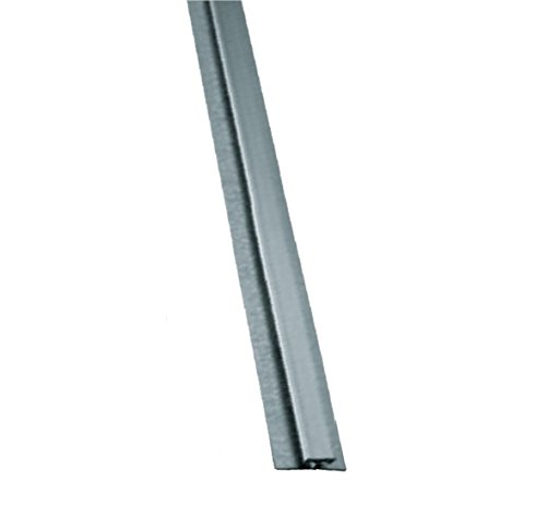 Stainless Steel Divider Bar for 1/16'' Material - 8ft Long - Bright Finish by CHG