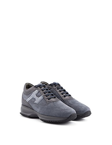 HOGAN Woman , Baskets pour homme gris gris
