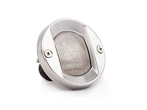 Five Oceans LED Round Stern White Transom Light FO-2643