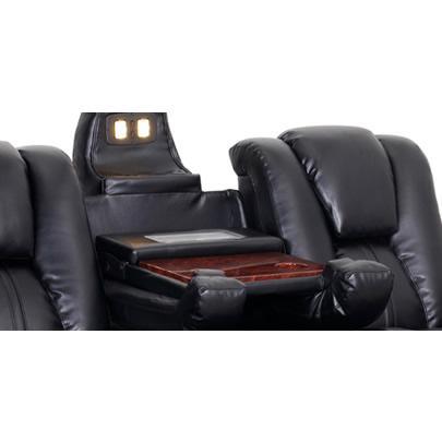 Amazon Com Seatcraft Innovator Reclining Sofa With Power