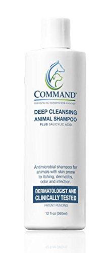 Vetri Coat - Command Deep Cleansing Animal Shampoo (4 oz)
