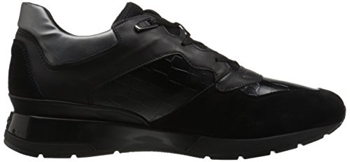 Geox Blackc9999 Femme Schwarz Basses Baskets A Shahira D 60Xqw8r6