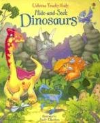 Hide-And-Seek Dinosaurs (Usborne Touchy-Feely Board Books)