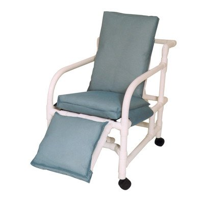 UPC 849229009261, Standard Geriatric Chair with Leg Extensions Color: Forest Green