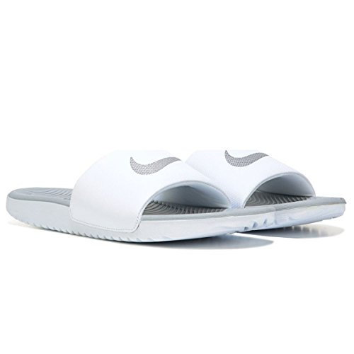 Playa Nike Mujer Y Blanco De Kawa Para Piscina Wmns Slide Zapatos 1SHrznWSqX