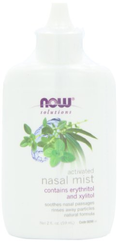NOW Foods Activated Nasal Mist 2 Ounces (Now Foods Wintergreen Oil compare prices)