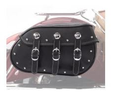 Indian Motorcycle Black Genuine Leather Quick Release for sale  Delivered anywhere in USA