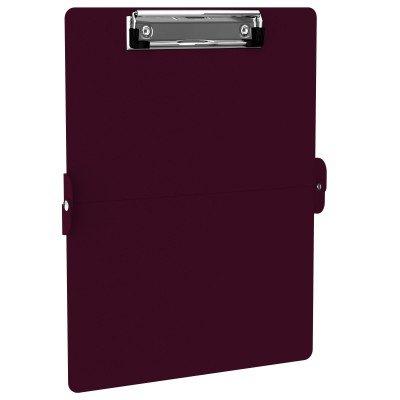 ISO Clipboard - Wine - Clipboard Fold In Half