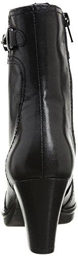 25009 1 Noir Chaussures black Tamaris Montantes Femme Bngv166q