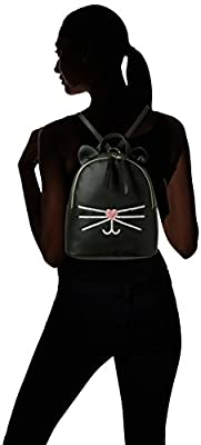 T-Shirt & Jeans Cat Face Back Pack