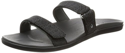 Pictures of OLUKAI Kipuka - Women's Comfort Slide Sandals 20316 1