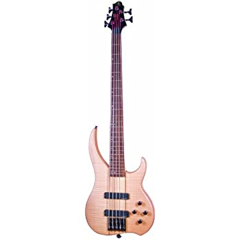 samick greg bennett design db55 5 string bass guitar flame maple musical instruments. Black Bedroom Furniture Sets. Home Design Ideas