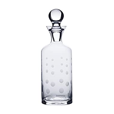 Mikasa Cheers Spirit Decanter, 40.5-Ounce