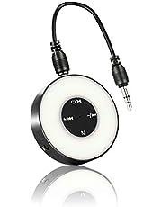 Trasmettitore e Ricevitore Bluetooth 2 in 1, Prowithlin 2 in 1, Adattatore audio Bluetooth handsfree HiFi Trasmettitore musica senza filo Bluetooth adatto per TV, PC, handsfree a cavo, ecc