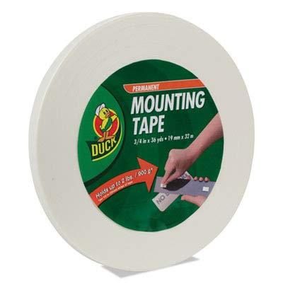 DUC1289275 - Duck Double-Sided Foam Mounting Tape (Duck Brand Double Sided Foam Mounting Tape)