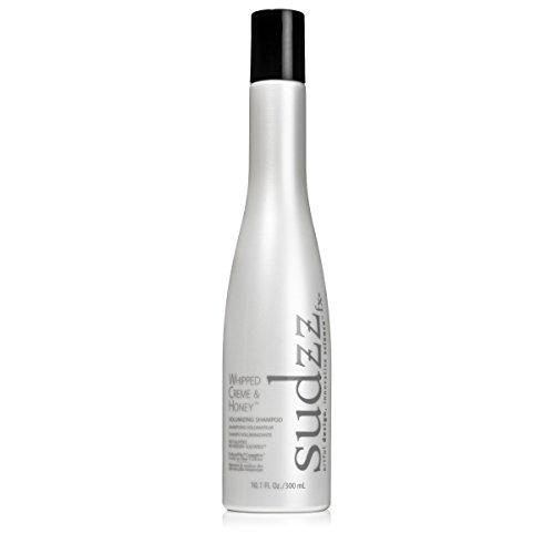 SUDZZFX Whipped Crème & Honey Volumizing Shampoo, 10.1 Fl Oz