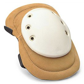 Allegro 6991-01Q Welding Knee Pad, Leather With - Knee Allegro Leather Pad