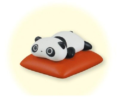 Tare Panda - Tare Panda Mini Pvc Figure~#1