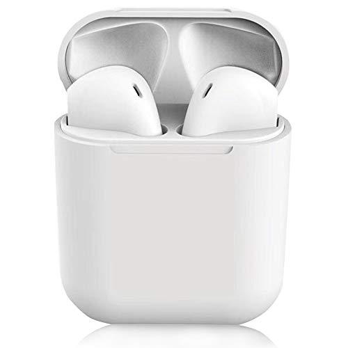 Bluetooth Earbuds, Ginkgo Bluetooth 5.0 Headphones Wireless Earbuds 30Hrs Cycle Playtime in-Ear Wireless Headphones Hi-Fi Stereo Sweatproof Earphones Sport Headsets Built-in Mic for Work/Running/Gym