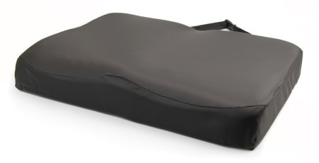 McKesson Bariatric Premium Gel Seat Cushion with Molded Foam - 22 X 18 X 3 Inch - 77044301