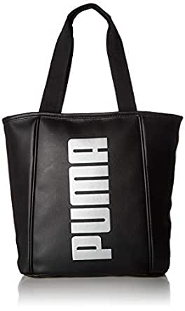 PUMA womens Puma Women's Evercat Royale Tote Gym Tote Bags - black - One Size
