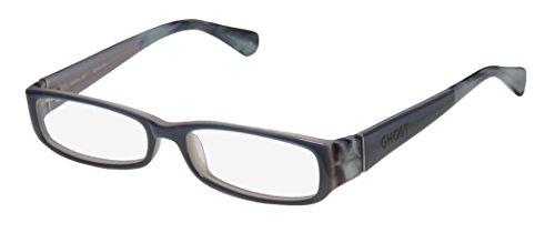 Ghost Delilah Womens/Ladies Designer Full-rim Eyeglasses/Eyeglass Frame (52-16-138, Gray / - For Women Asian Eyeglasses
