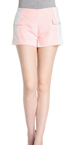 Causal Shorts Generic Women's Stitching Causal Shorts
