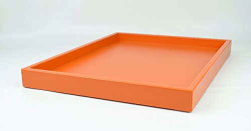 decorative-tray-orange-lacquer