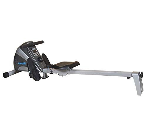 Aerofit Rowing Machine with 10 Level Magnetic Resistance And LCD Display HF993