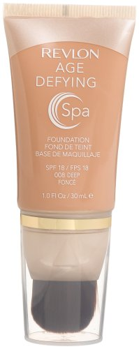 (Revlon Age Defying Spa Foundation, Deep, 1)