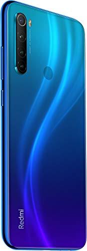 Redmi Note 8 (Neptune Blue, 4GB RAM, 64GB Storage)   Snapdragon 665 Processor   48 MP Quad Camera Discounts Junction