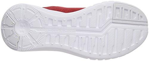 Under Armour UA BGS Mojo, Zapatillas de Running Para Niños Rojo (Spice Red)