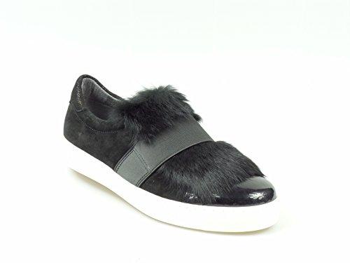 KANNA - Sandalias de vestir para mujer Negro negro