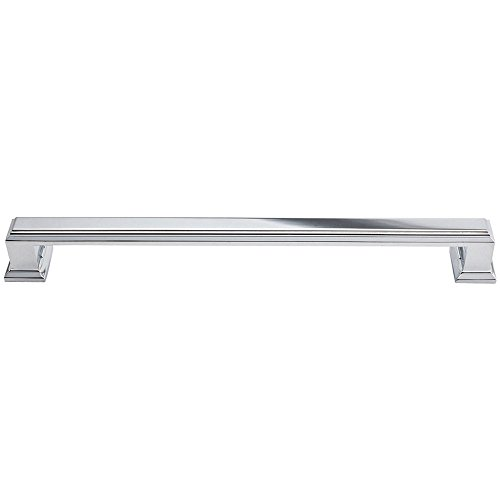 Atlas Homewares 293-CH Sutton Place Pull, Polished - Pull Appliance Sutton Place