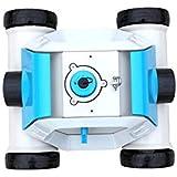 Bestway - Robot électrique autonome de piscine Thetys avec batterie rechargeable pour piscines à fond plat