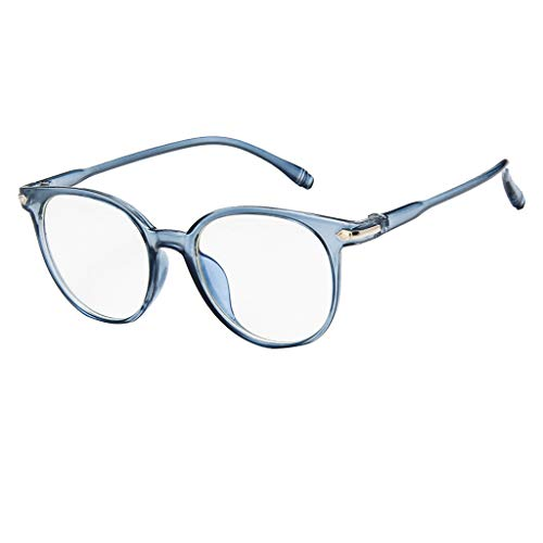 Spectacle Optical Frame Glasses Clear Lens Computer Anti-Radiation Eyeglasses Retro Classic Trendy Stylish