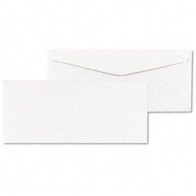 Classic Crest #10 Envelope, Traditional, Avon Brilliant (Brilliant White Envelopes)